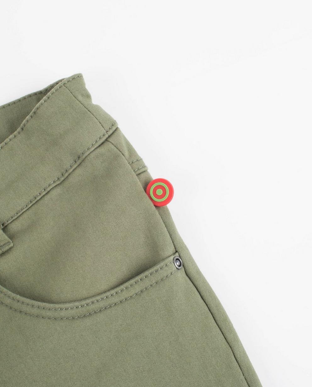 Broeken - GND - Zwarte jeans ZulupaPUWA - Unisex